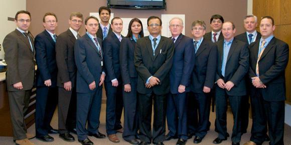 DBC Founding Members, Grand Opening 2010