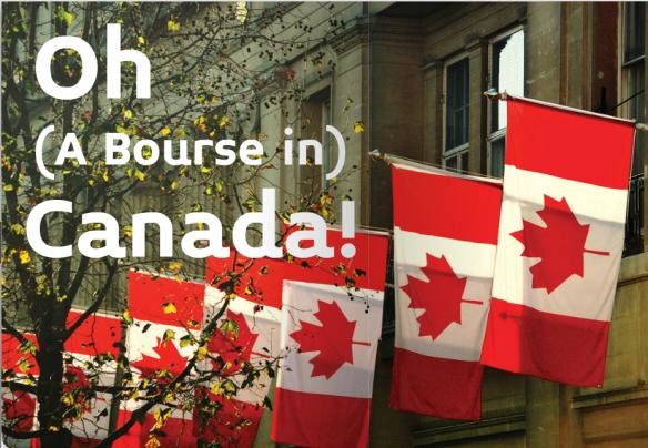 Oh (A Bourse in) Canada!
